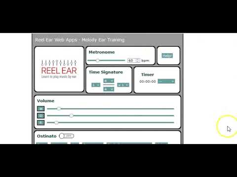 Learn to add bass notes to your chord playing using the Melody Ear Training App.