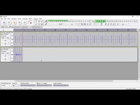 Practice Tip: Use Audacity to check your rhythm
